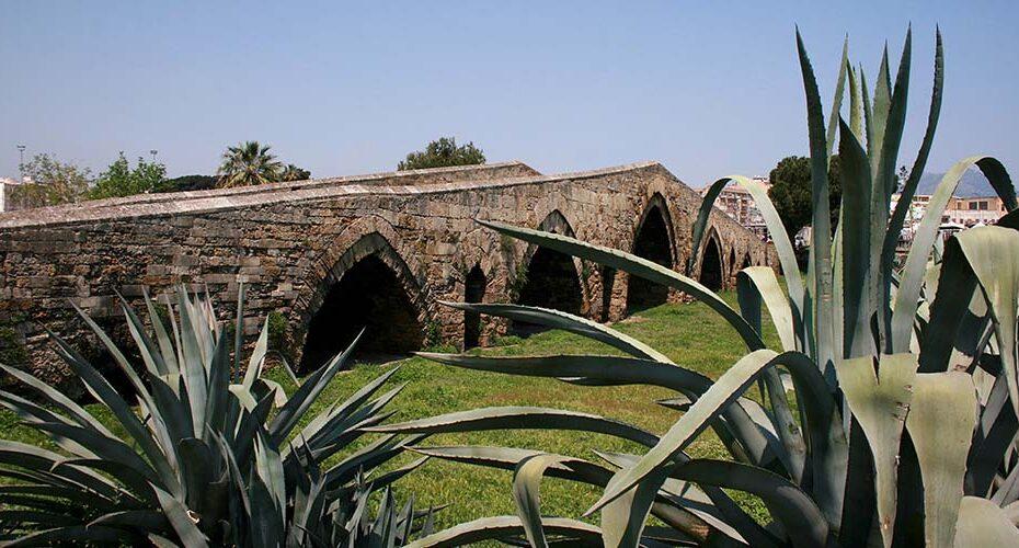Ponte dell'Ammiraglio a Palermo
