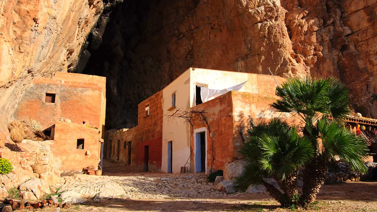 La Grotta Mangiapane a Custonaci