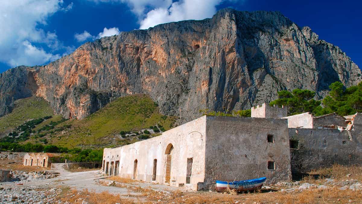 La Tonnara del Secco a San Vito Lo Capo