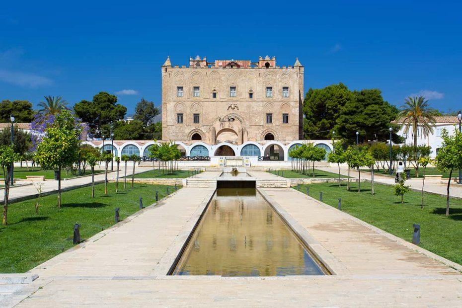 Castello della Zisa di Palermo