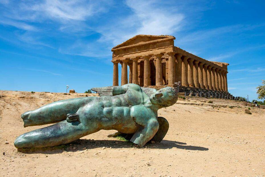 La Valle dei Templi di Agrigento: uno sei siti patrimonio Unesco in Sicilia