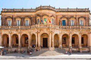 Palazzo Ducezio a Noto