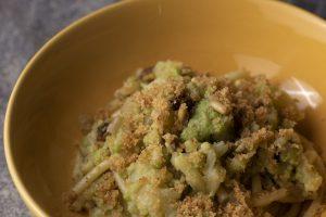 Pasta con i broccoli arriminati alla palermitana