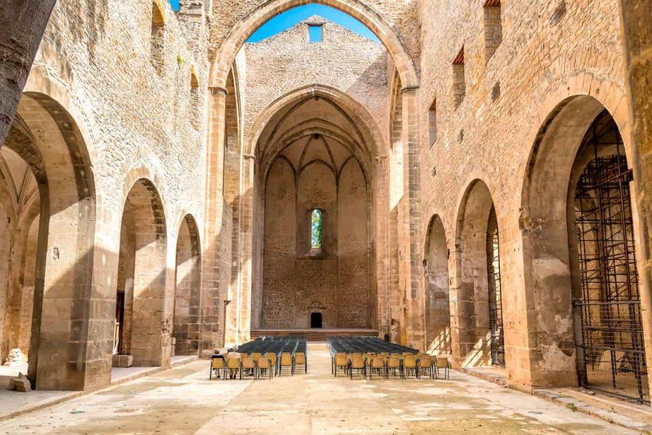 Chiesa di Santa Maria dello Spasimo di Palermo