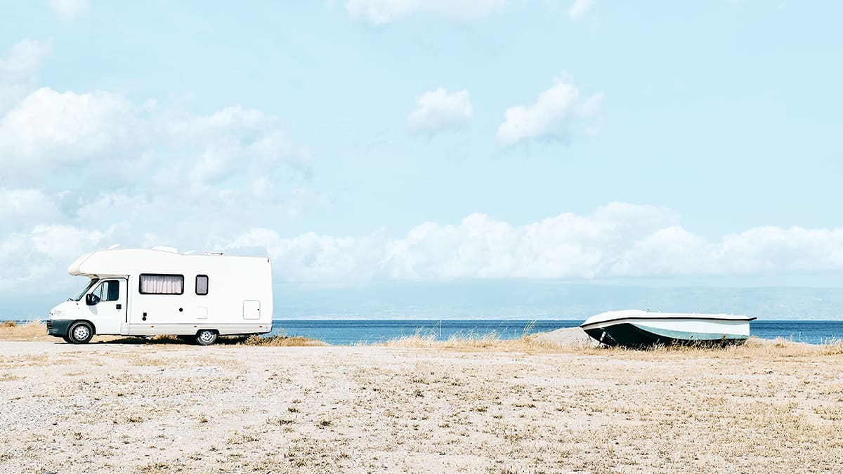 Viaggio in camper in Sicilia nell'estate del 2020